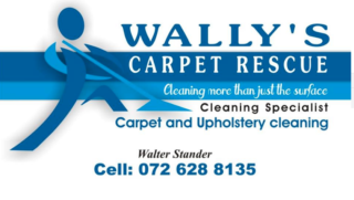 Wally's Carpet Rescue and Home Cleaning Services