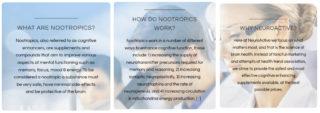 NeuroActive Nootropics – Brain Enhancers